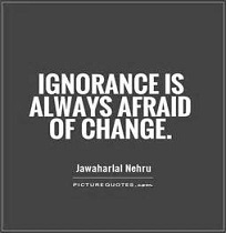 ignorance is universal Confronting the causes of our ignorance is imperative to date, it's no secret the us extremely ethnocentric ethnocentrism is, like many other extreme ideologies.